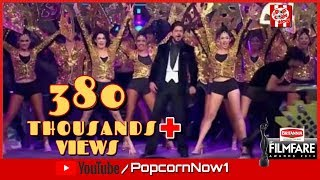 Shahrukh Khan performance for Filmfare Awards 2018|| by Popcorn Talks