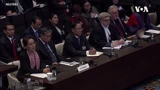 昂山素季为缅甸种族灭绝指控辩护
