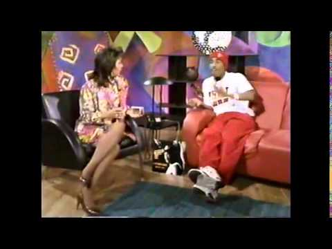 Tupac's first interview on BET Channel (1992)