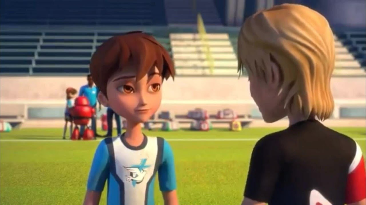 Superbook Love Your Enemies Episode Season 5 with Life Lesson