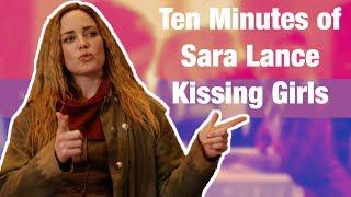 Every Lesbian Sara Lance Kiss