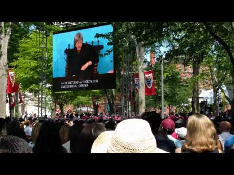 2016 Harvard Divinity School conferral of degrees at morning exercises