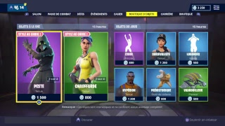 Fortnite battle royal achat skin Peste