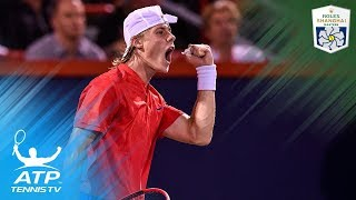 Denis Shapovalov amazing