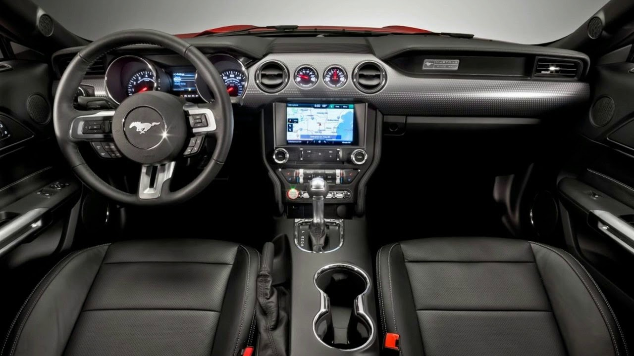 2019 ford mustang shelby gt500 interior