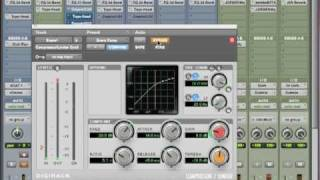 Mixing Drums - TheRecordingRevolution.com