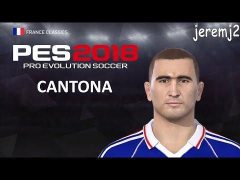 E. CANTONA Face