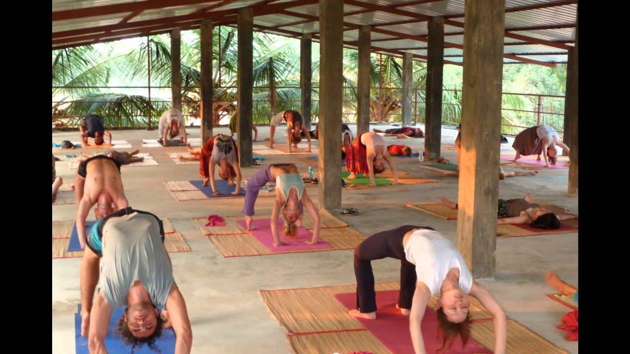 Tantra Yoga at Shri Kali - YouTube