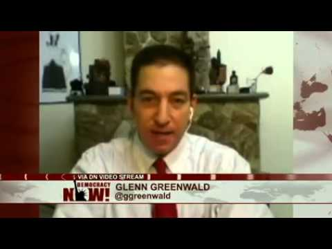 The End of Internet Privacy? Glenn Greenwald On Secret NSA P