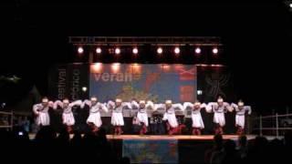 Buryat traditional folk dance: The Swans