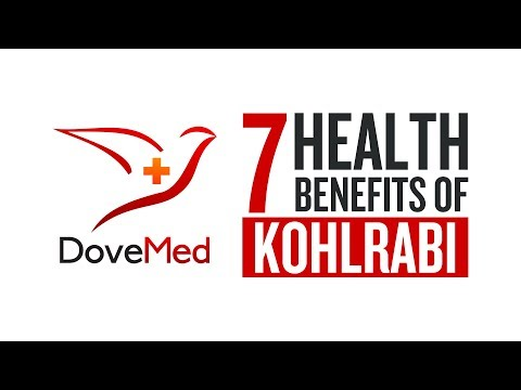 7 Health Benefits Of Kohlrabi