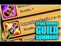 SUMMONERS WAR : Hydra Hounds Guild Summons + More (Livestream VOD Clip)