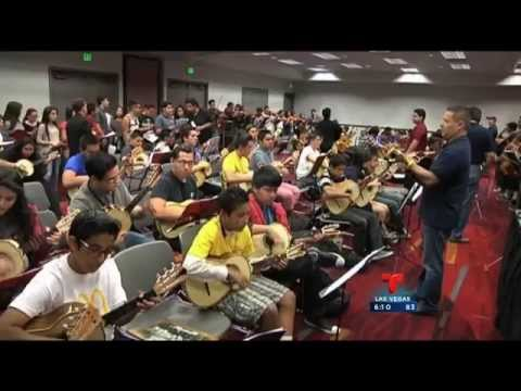 Mariachi skills enhanced through Las Vegas Latin Chamber of Commerce