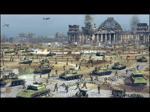 SOVIET ALL-OUT ASSAULT - BERLIN LAST STAND 45