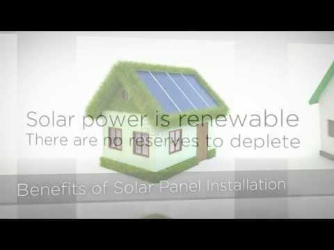 Understanding Benefits of Solar Panel Installation