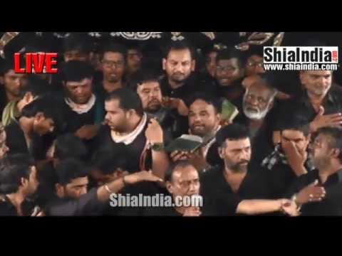 (Part2) 9th Muharram Bibi Ka Alawa Matam 1438-2016