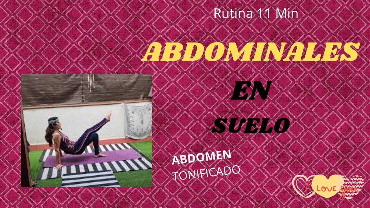 ejercicios en el suelo para adelgazar