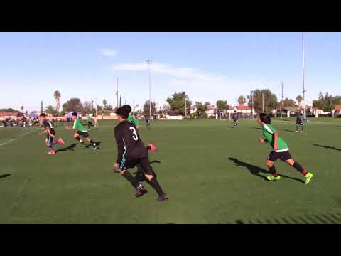 Aztecas Vs IU Moreno Valley SC | CSL 2017