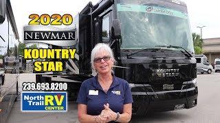 2020 Newmar Kountry Star 4037 diesel pusher motorhome