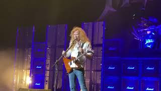 Megadeth - Tornado of Souls - Tinley Park IL - 9.9.2021