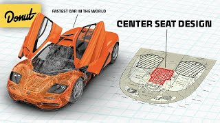 McLaren F1 - The Science EXPLAINED