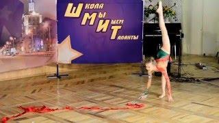 Художественная гимнастика - Даша Легкая
