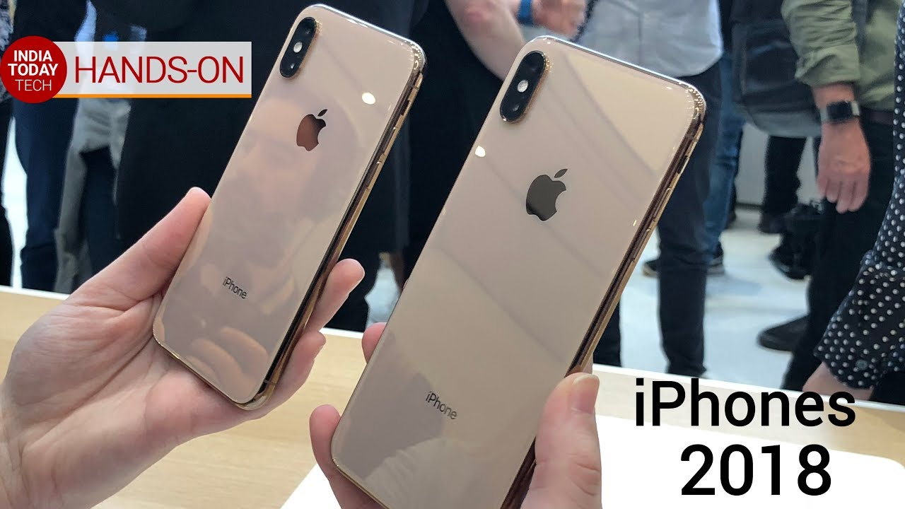 Iphone Xs And Xs Max Launched India Price Specs And Features Youtube
