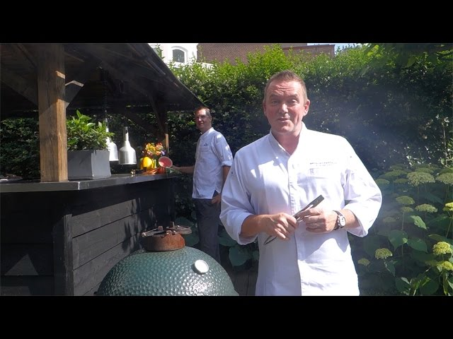 Masterclass Big Green Egg met Erik van Loo en Richard de Vries