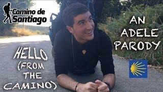 HELLO (ADELE PARODY) - Adrián Casallo - Camino de Santiago