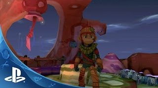 The Last Tinker: City of Colors World Overview Trailer | E3 2014 | PS4