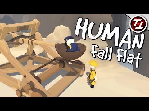 Human Fall Flat #8 - Boats, Boats, More Boats?!