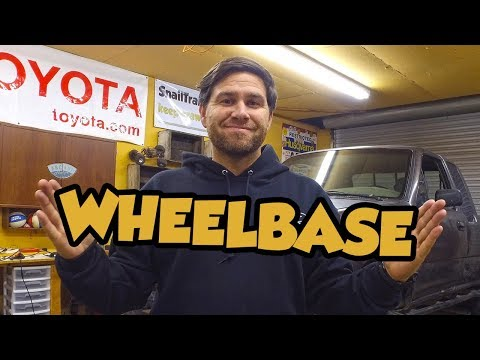 What is the best Wheelbase for your Toyota off road rig?