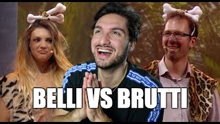 CIAO DARWIN 8: BELLI VS BRUTTI | ANTHONY IPANT'S
