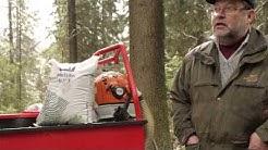 Pienkoneet metsänhoidossa ja puunkorjuussa