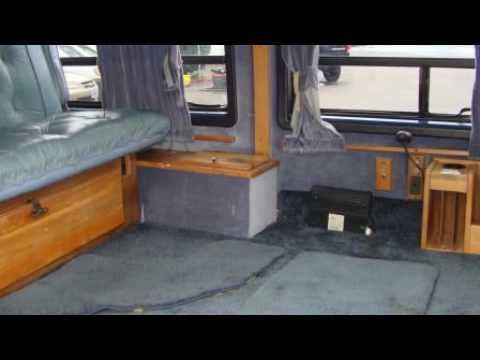Econoline Van Conversion >> Pre-Owned 1989 Ford E-150 Marysville WA 98270 - YouTube