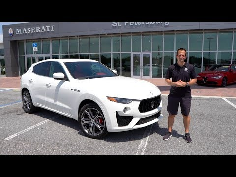 Is the 2019 Maserati Levante GTS a SUV WORTH the PRICE?
