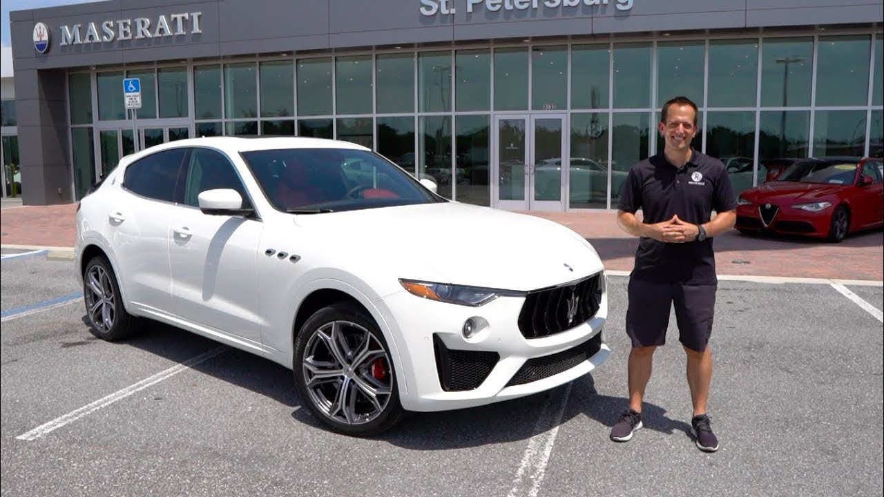 How Much Are Maseratis >> Is The 2019 Maserati Levante Gts A Suv Worth The Price