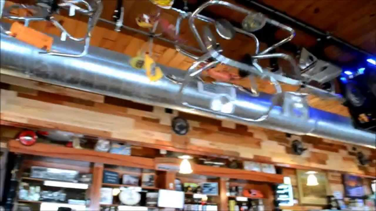 Amazing Harley-Davidson Saloon Ceiling Fan - YouTube