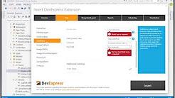 Lập trình MVC - DevExpress ASP.NET MVC: Getting Started