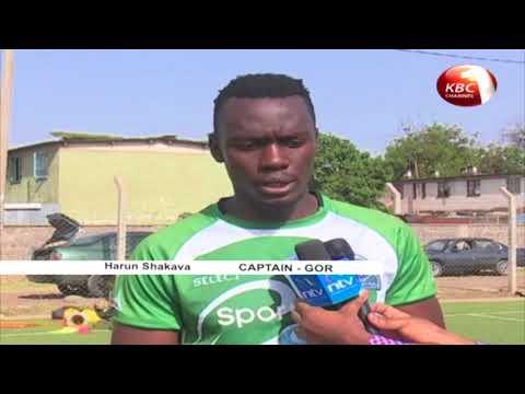 Gor Mahia trash Leones Vegetarianos from Equatorial Guinea 2-0