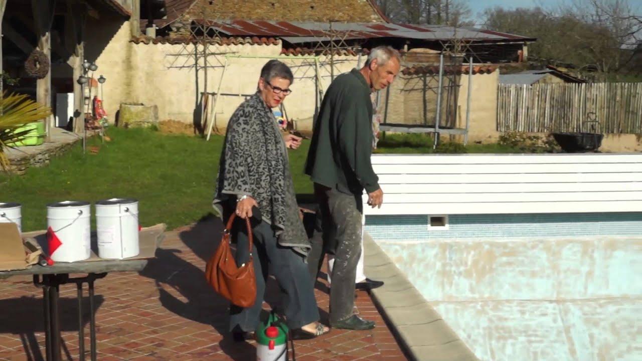 Zwembad renovatie youtube for Renovatie zwembad