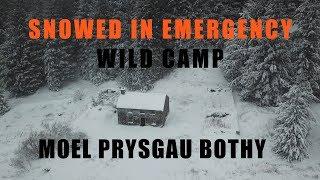 EMERGENCY Wild Camp and Moel Prysgau Bothy
