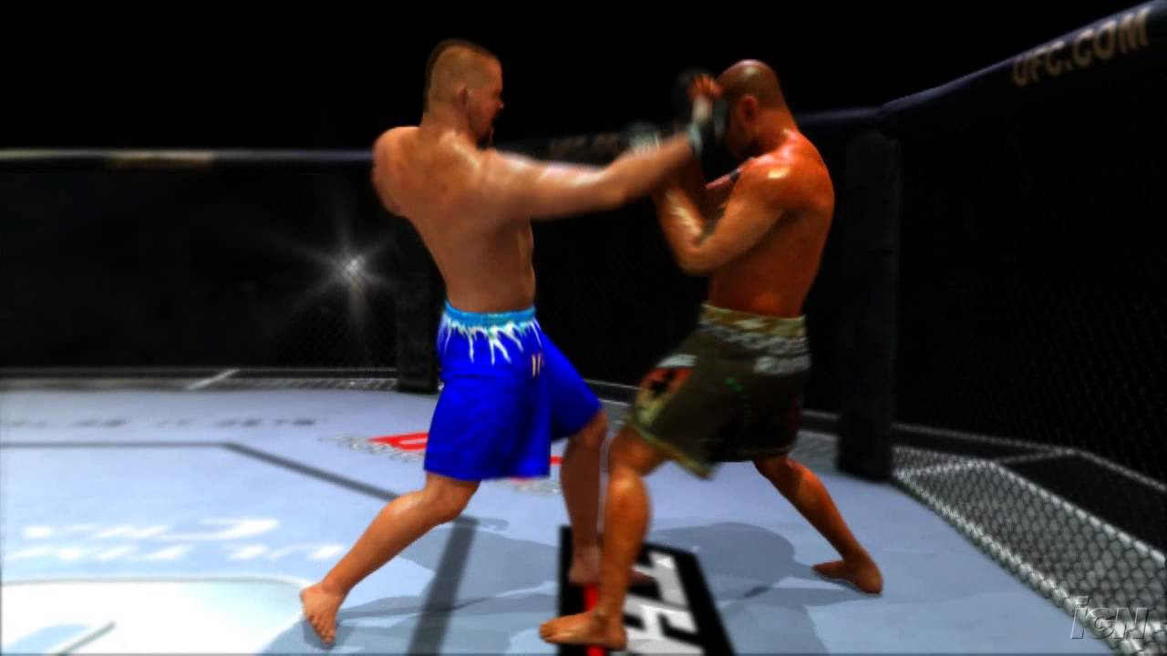 UFC Undisputed 2009 PlayStation 3 Trailer - E3 2007 ...