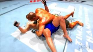 UFC Undisputed 2009 PlayStation 3 Trailer - E3 2007 Trailer