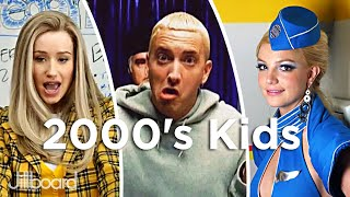 200 Songs That 2000's Kids Grew Up With (Nostalgic) ✓
