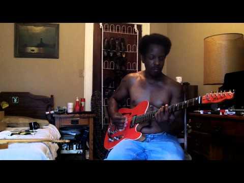 SixKiller guitar