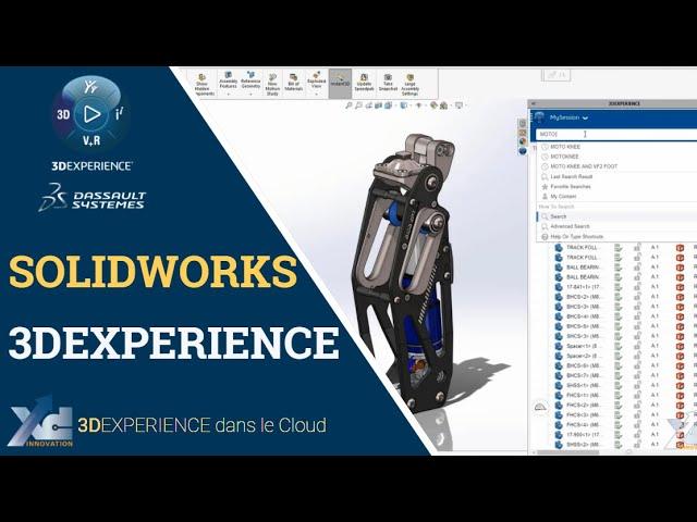 3DEXPERIENCE SOLIDWORKS - Nouvelle génération de SOLIDWORKS