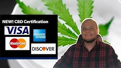 NEW! CBD Certification For Credit Card Processing