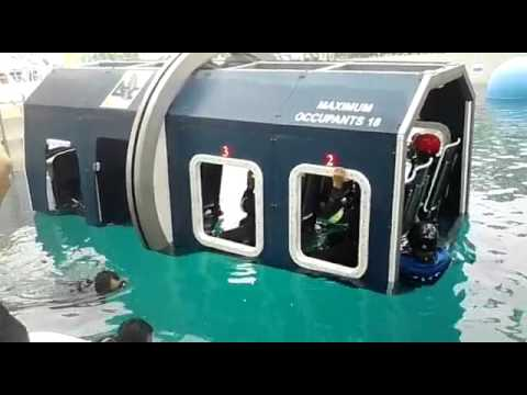 Training offshore OPITO TSTC 2015