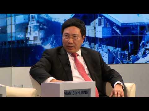 Davos 2015 - The ASEAN Agenda